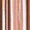 Kupfer Metallic Gebürstet